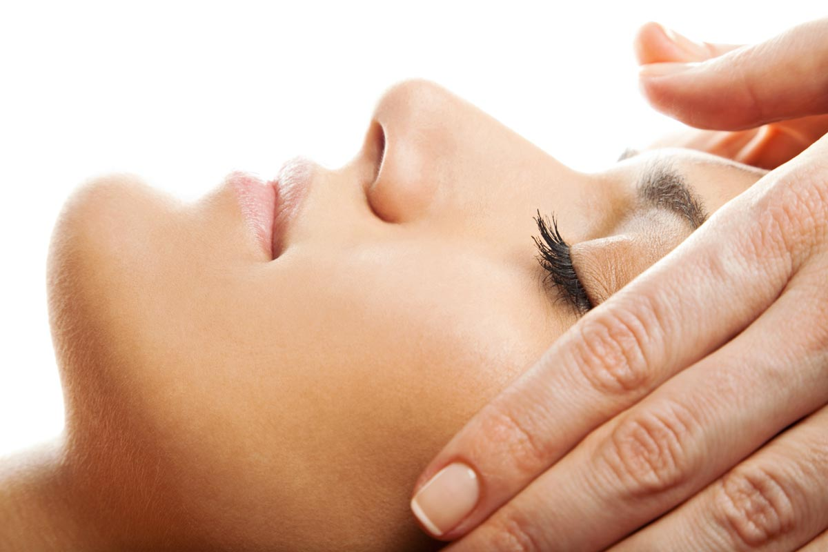 Natural Facelift massage at Serenity Therapies Tunbridge Wells Kent