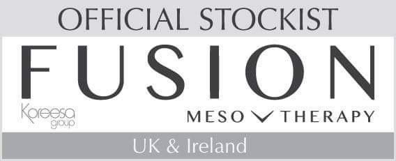 Official Stockist for Fusion Meso at Serenity Therapies