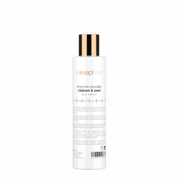 Ekseption Enzyme Powder Cleanse & Peel from Serenity Therapies
