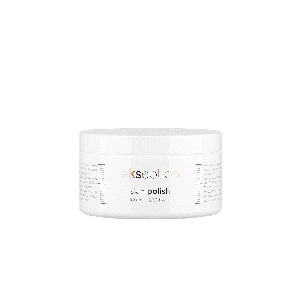 Ekseption Skin Polish from Serenity Therapies