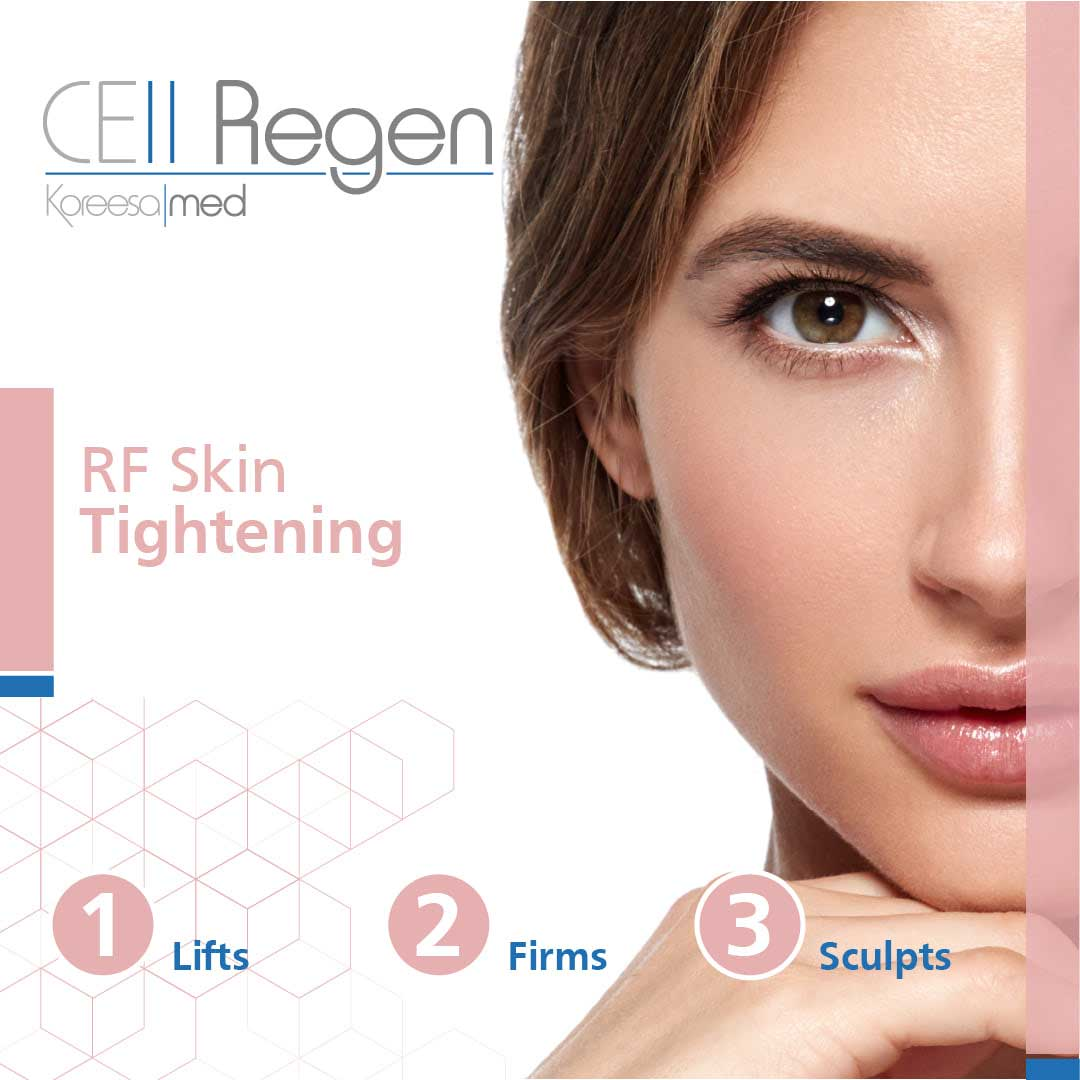 Cell Regen RF Skin Tightening at Serenity Therapies