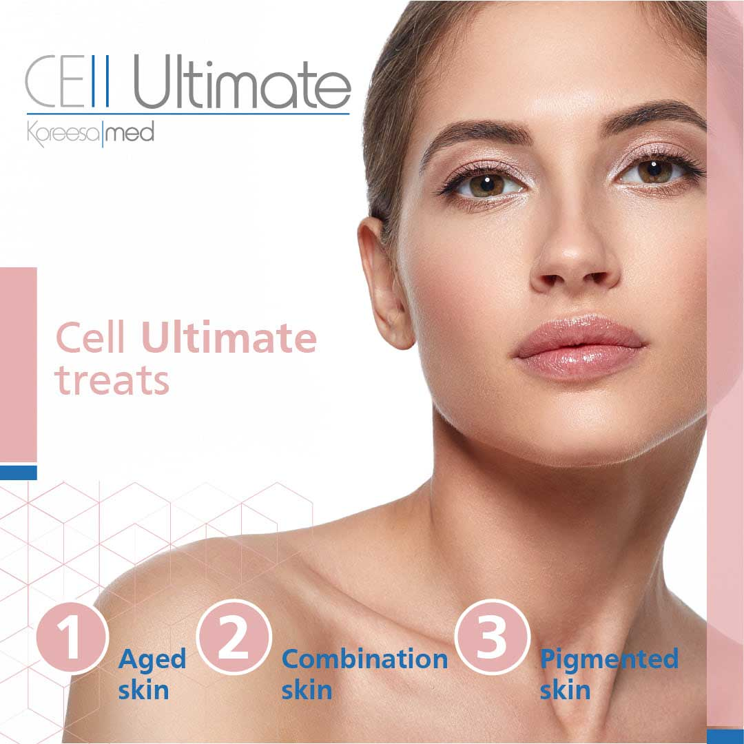 Cell Ultimate treats at Serenity Therapies