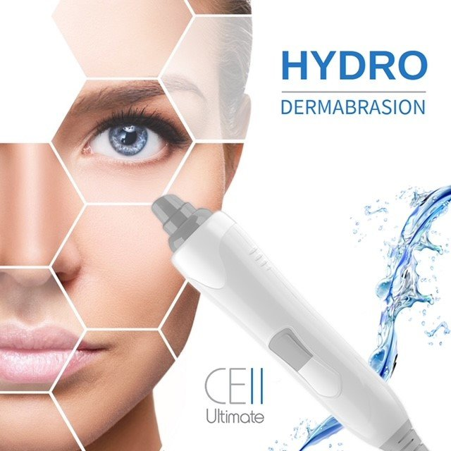 Hydro-dermabrasion available at Serenity Therapies
